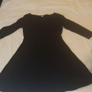 Black Dress old navy